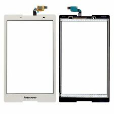 8'' White Touch Screen Digitizer Glass Panel For Lenovo Tab 2 A8-50F Replacement