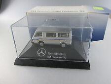 HERPA: bit véhicules utilitaires Hanovre'92 Mo minibus (gk89)