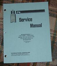 CUB CADET 984 986 1282 1512 1912 1914 SERVICE  MANUAL