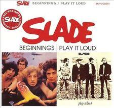 BEGINNINGS/PLAY IT LOUD USED - VERY GOOD CD