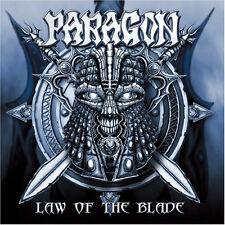 Paragon - Law of the Blade + 2 bonus JAPAN Edition