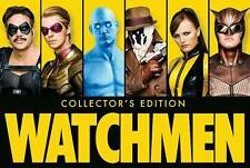 Watchmen: The Ultimate Cut (Blu-ray Disc, 2012, 4-Disc Set, UltraViolet; With...