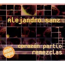 Sanz, Alejandro : Corazon Partio - Remezclas CD