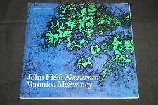 "JOHN FIELD / VERONICA McSWINEY   2 x LP 33T 12""   NOCTURNES"