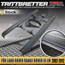 Aluminium Trittbretter Schweller Land Rover Range Rover III LM L322 2002-2012