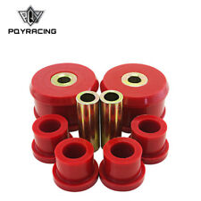 Front Lower Control Arm Bushing Kit FOR VW Beetle Golf Jetta Polyurethane RED