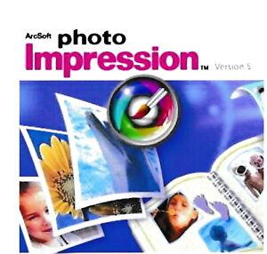ARCSOFT PHOTO IMPRESSION 5