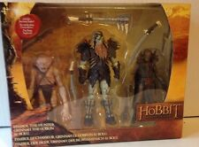 The Hobbit Figures GRINNAH, FIMBAL and BLOG Box Set The Unexpected Journey 3.75""
