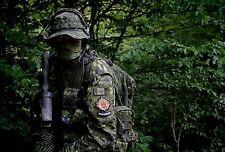 Canadian Digital Rain Jacket/  Pants Suit - Heavy Duty - Large