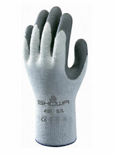 6 PAIRS - SHOWA ATLAS 451 THERMA FIT INSULATED GLOVES SIZES S,M,L,XL