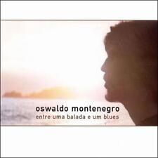 OSWALDO MONTENEGRO - ENTRE UMA BALADA E UM BLUES NEW CD