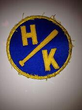 Milwaukee Brewers Harvey Kuenn Memorial 1988 Game Uniform Patch Game Worn (RARE)