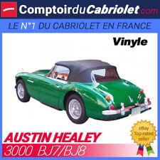 Capote Austin Healey 3000 BJ7/BJ8 cabriolet - Toile vinyle