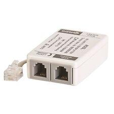 Jackson ADSL INLINE FILTER SPLITTER RJ45 Phone Modem Connector *Aust Brand