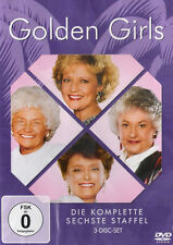 Golden Girls - Die komplette 6. Staffel                              | DVD | 444