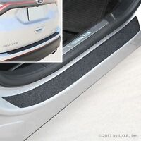 Fits 15-17 Ford Edge 5pc Door Sill Step Protector Bumper Threshold Shield Pads