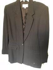 NWT Emanuel Ungaro Brown Cinched Waist Blazer - Size 12