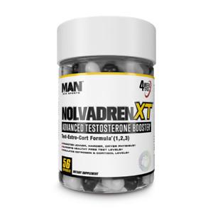 New💥MAN Sports Nolvadren XT 💥 Build quality muscle mass post-workout regener💥