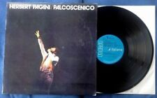 HERBERT PAGANI / PALCOSCENICO - LP (Italy 1976)