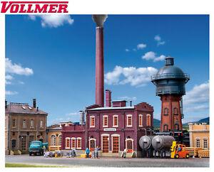 Vollmer H0 45617 Heizwerk - NEU + OVP