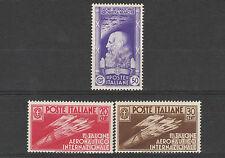 FRANCOBOLLI 1935 REGNO SALONE AERONAUTICO MNH D/8215