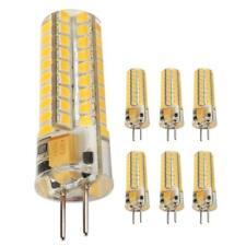 GY6.35 LED Bulbs 5W Bi-pin Base AC/DC 12V 2700K Warm White Dimmable, 50W Bulb 6P