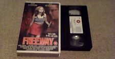 FREEWAY UK BIG BOX VHS PAL VIDEO 1996 KIEFER SUTHERLAND REESE WITHERSPOON