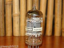 "Amperex Harman Kardon Holland 12AU7 ECC82 Big Halo Getter Vacuum Tube ""GF3"""