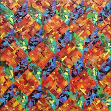 MAJER Acryl Abstrakt Leinwand Gemälde Bild Modern Abstract ORIGINAL UNIKAT XXL