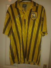 Mens Football Shirt - Sheffield Wednesday FC - RARE Away 1992-93 - Umbro - XL