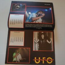 UFO - Making contact world tour 1983 TOUR PROGRAMME