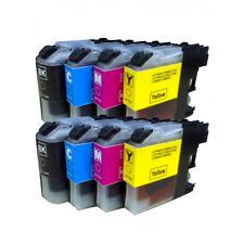 8 Ink LC-203XL for Brother LC203 MFC-J480DW MFC-J485DW MFC-J5520DW MFC-J5620DW