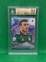 2019-2020 Panini Pitch Kings Rookies #7 Mason Greenwood Mint