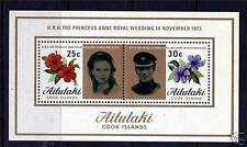 Cook Islander Royalty Stamps