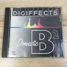 Digiffects Domestic B2 effets sonores Disc CD FX TV modifier Sons Home Life Live