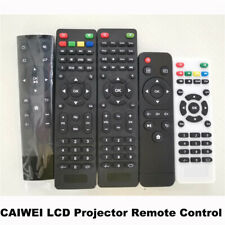 Caiwei/Eug Led Lcd Projector Remote Controller for Home Cinema Movie