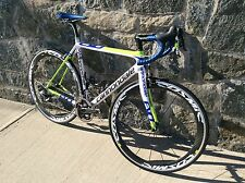 Cannondale Super Six EVO SRAM RED 54cm FSA Carbon MAVIC COSMIC SL!!!!!
