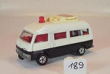 Tomy Tomica 1/67 Nr. 3 Nissan Caravan Japan Police Polizei #189