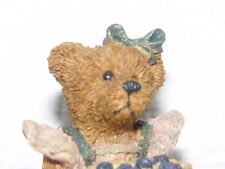"Valentine Boyds Bears: ""Bailey The Baker.With Sweetie Pie"" 3"" 1994"