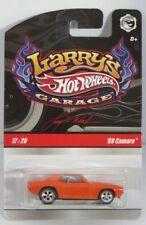 Hot Wheels 1:64 Larry's Garage - Camaro 1969 Brand new