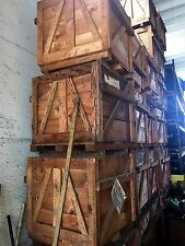 Wooden Shipping/Storage Crates Local Pickup available