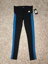 Umbro Athletic Pants Comfort Control Legging Small Black L4691M inseam 30 NWT$40