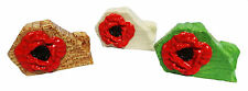 Wade Poppy Whimsies - Set of 3, in association with the British Legion.