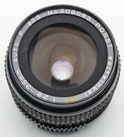Porst weitwinkel 35mm 1:2.8 2.8 35 mm Auto F - M42 Anschluss