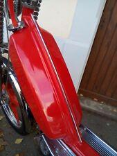 Baguette cadre reservoir chromé neuve mobylette peugeot 103 sp mvl cyclo moped
