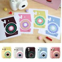 Colorful Flower Creative Camera Decor Sticker For Fujifilm Instax Mini 8 Camera
