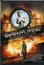 Restitution (Dvd, 2011) Mena Suvari, Tom Arnold, Mark Bierlein Brand New