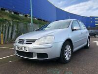 2008 VW Golf TDI low mileage FSH