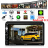 7'' 2DIN Android 8.1 Radio GPS Navigation Stereo Multimedia MP5 Player Bluetooth