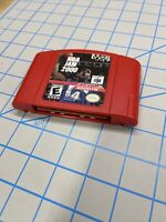 NBA Jam 2000 N64 Nintendo 64 Red cartridge great condition tested